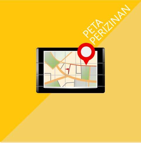 Peta Perizinan